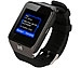 simvalley MOBILE 1,5-Handy-UhrSmartwatch PW-430.mp, BT 3.0, Kamera
